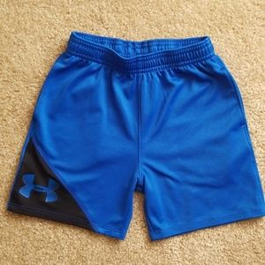 Blue Under Armor Shorts 3T